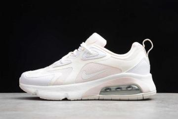 2019 Nike Wmns Air Max 200 Pink White AT6175 600 For Sale