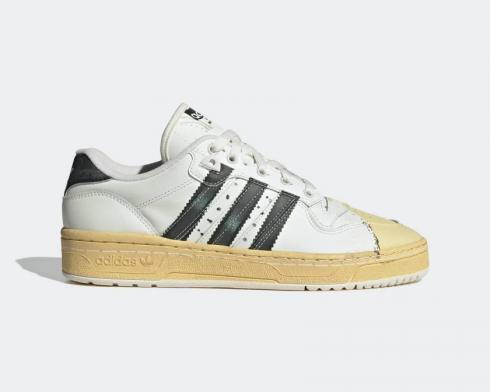 Adidas Rivalry Low Superstar Cloud White Core Black Off White FW6094