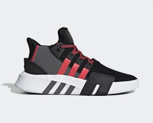 Adidas Clover EQT Bask Adv Black Red White Shoes BD7777