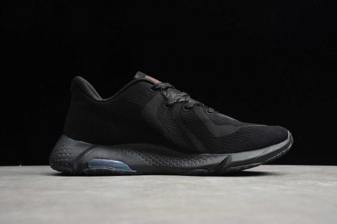 Adidas AlphaBounce Beyond Black Red Running Shoes CG5605
