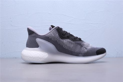 Adidas AlphaBounce HPC AMS Grey Core Black Cloud White FX1213