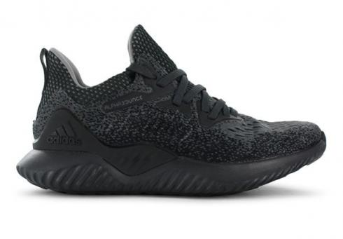 Adidas Alphabounce Beyond Carbon Grey Core Black AQ0573
