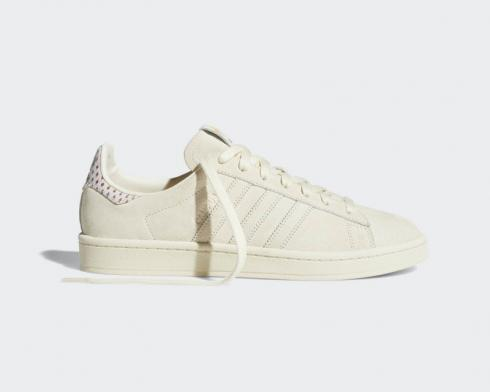 Adidas Campus Pride Cream White Trace Pink Trace Scarlet B42000