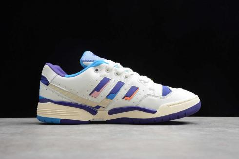 Adidas Consortium Torsion Edberg Comp Crayon White Bright Blue EE7376