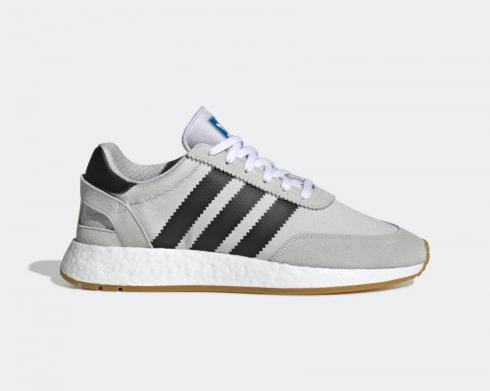 Adidas I-5923 Grey One Core Black Cloud White EE4935