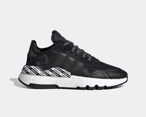 Adidas Nite Jogger Core Black Cloud White FV4567