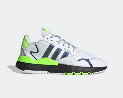 Adidas Nite Jogger Signal Green Cloud White Core Black EG6749