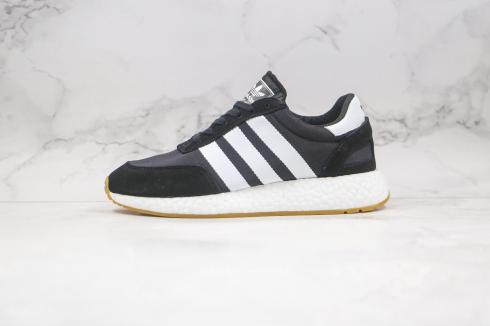 Adidas Originals I-5923 Core Black Brown Cloud White Shoes D97377