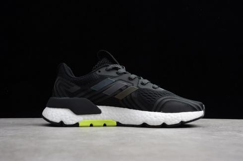 Adidas Originals Nite Jogger Core Black Green Cloud White EQ2202