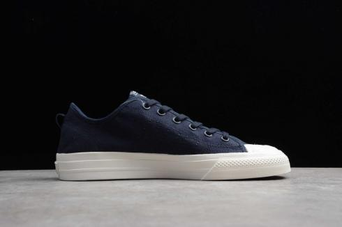 Adidas Originals Nizza Pride Collegiate Navy Off White Shoes DB3267