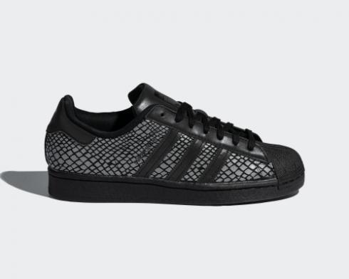 Adidas Originals Superstar Atmos R-SNK Black US8 FY6014