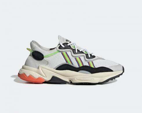 Adidas Ozweego X-Model Pack Footwear White Scream Green EF9627