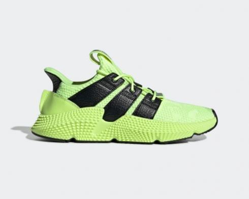 Adidas Prophere Yellow Black Jaune Vluorescent F34235