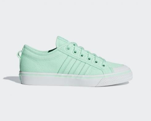 Adidas Wmns Original Nizza Low Clear Mint Crystal White B37870