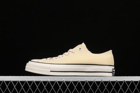 Converse Chuck 70 Low Low Banana Cake Egret 170793C