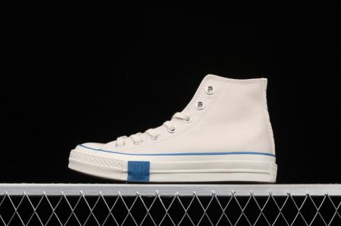 Undefeated x Chuck 70 High Fundamentals Parchment Cream White 171161C