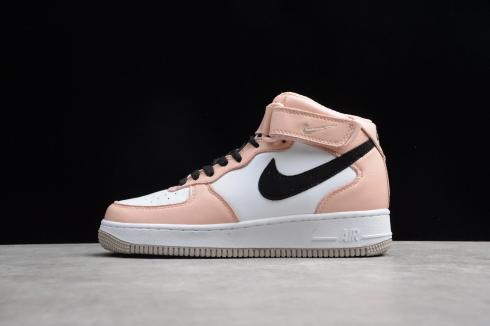 Nike Air Force 1 High Yohood Pink White Black 80879-100