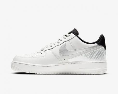 3M x Nike Air Force 1 Low Summit White Black Shoes CT2299-100