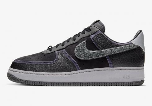 Nike Air Force 1 Low A Ma Maniere Black Anthracite CQ1087-001