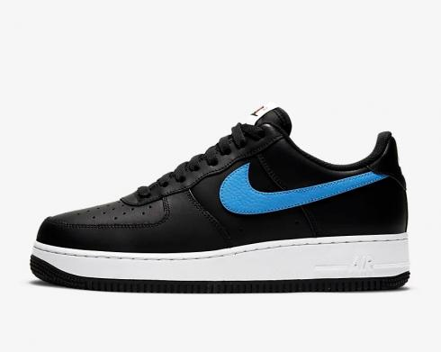 Nike Air Force 1 Low Black University Red Photo Blue CT2816-001