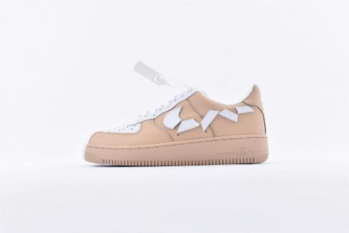 Nike Air Force 1 Low Fragment AF1 Unisex Couple Casual Shoes 315124-200