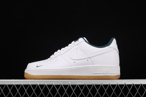 Nike Air Force 1 Low White Green Wheat Black AO8761-981