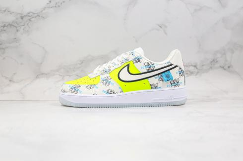 Wmns Nike Air Force 1 Low Worldwide Shoes CK7213-001