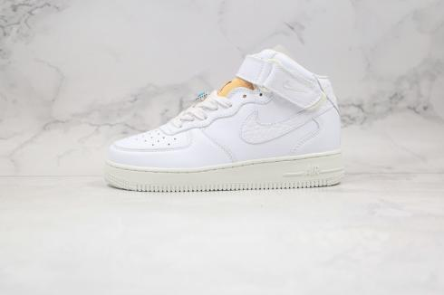 Nike Air Force 1 07 Mid LX Bling White Onyx LF CZ8101-101