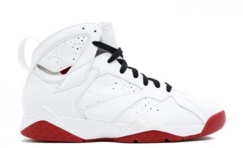 Air Jordan 7 History Of Flight Release Date White Red Shoes 304775-615