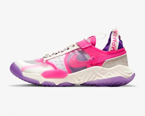 Air Jordan Delta Breathe Fierce Purple Hyper Pink Shoes CZ4778-101