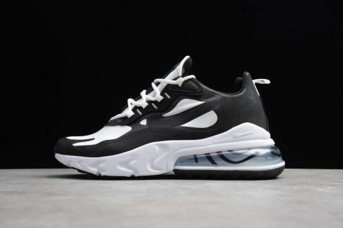 Nike Air Max 270 React Black White Casual Running AO4971-110