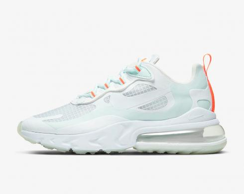 Nike Air Max 270 React SE White Hyper Crimson CJ0620-100