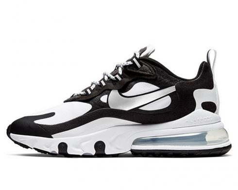 Nike Wmns Air Max 270 React White Light Black CQ4805-101