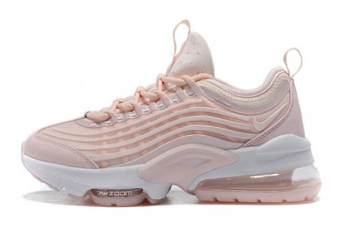 Nike Air Max Zoom 950 Pink White Lifestyle Running Shoes CJ6700-601