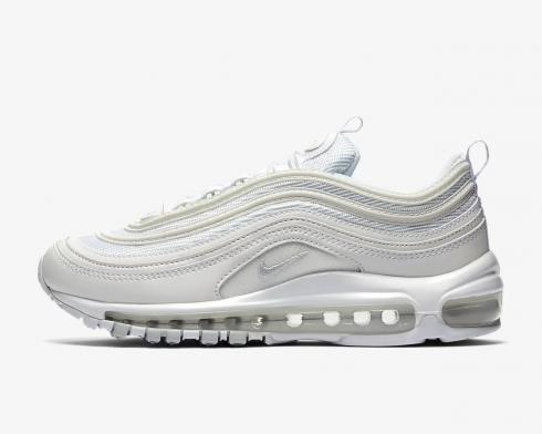 Nike Wmns Air Max 97 White Pure Platinum Running Shoes 921733-100