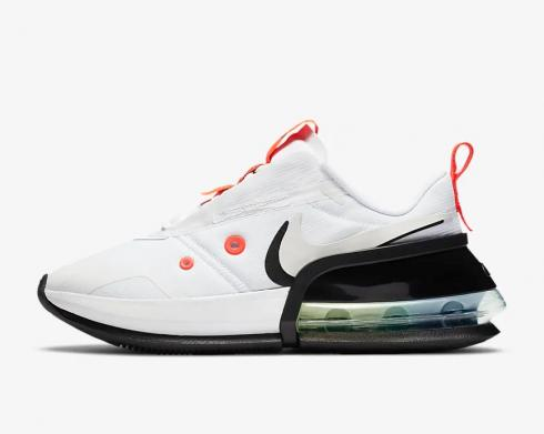 Nike Wmns Air Max Up White Black Platinum Tint-Bright Crimson CK7173-100