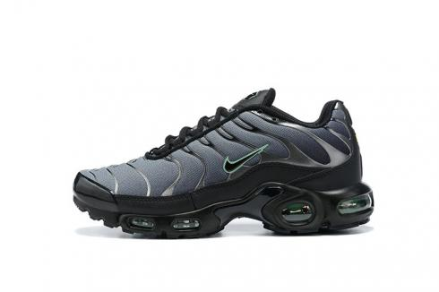 Nike Air Max Plus Black Particle Grey Vapour Green CZ7552-001