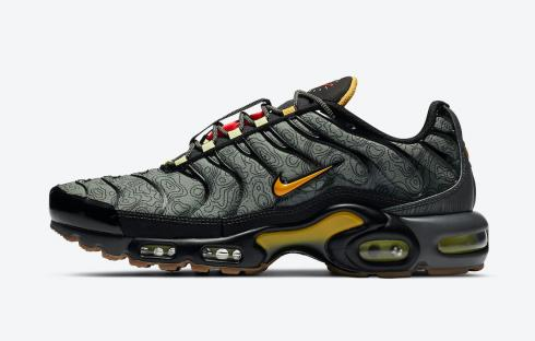 Nike Air Max Plus Fresh Perspective Spiral Sage Gray Black DC7392-300