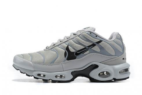 Nike Air Max Plus Wolf Grey Black Trainers Running Shoes CU3454-002
