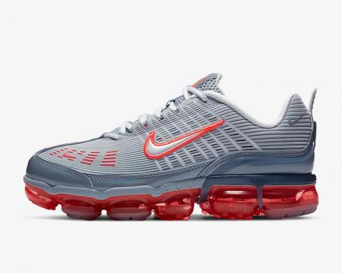 Nike Air VaporMax 360 Grey Flash Crimson White Obsidian Mist CK9671-002