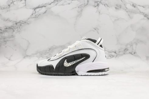 Nike Air Max Penny 1 Silver White Black Basketball Shoe 311089-101