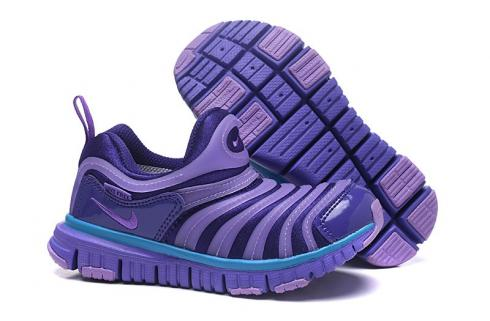 Nike Dynamo Free SE Y2K Infant Toddler Shoes Hyper Grape Atomic Violet AA7217-500