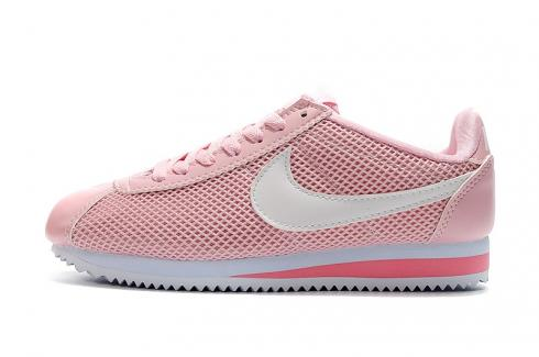 Nike Classic Cortez Leather Pink White 905614-601