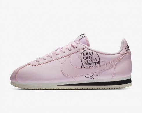 Nike Nathan Bell x Classic Cortez Pink Foam Black BV8165-600