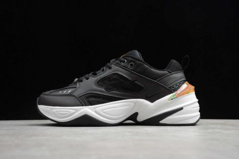 Nike M2K Tekno Thermochromism Black White Yellow FQ7666-008