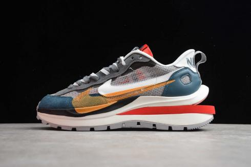 2020 Sacai x Nike Regasus Vaporrly SP Navy Grey White Red Orange BV0073-306