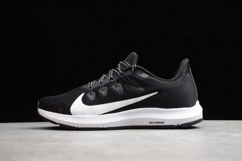 Nike Quest 2 Black White Running Shoes CI3787-002