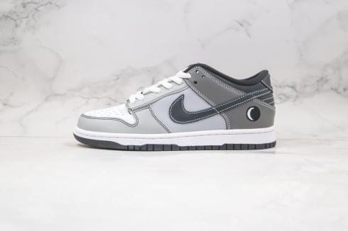 Nike Dunk Low Premium SB Lunar Eclipse West Stealth Black White 313170-002