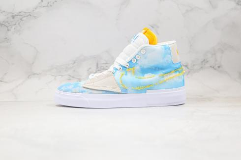 Original Nike SB Blazer Mid Edge Hack Pack Laser Blue CI3833-415