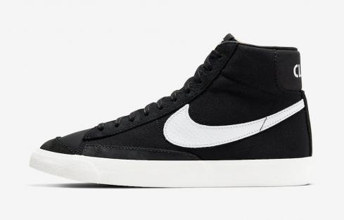 Slam Jam x Nike SB Blazer Mid Class of 1977 Black White Shoes CD8233-001